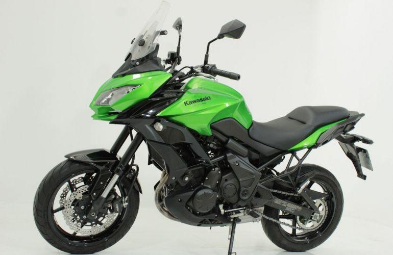 Kawasaki Versys - Foto #7