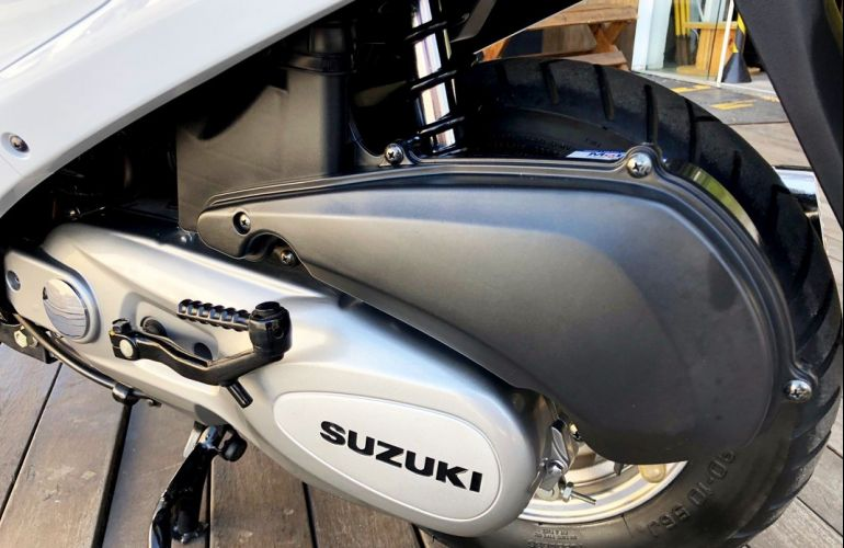 Suzuki Burgman I - Foto #7