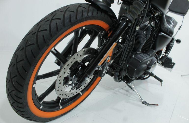 Harley-Davidson Sportster Xl 883 N Iron - Foto #5
