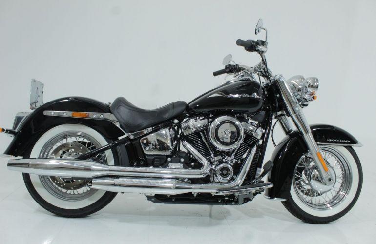 Harley-Davidson Softail Deluxe - Foto #1