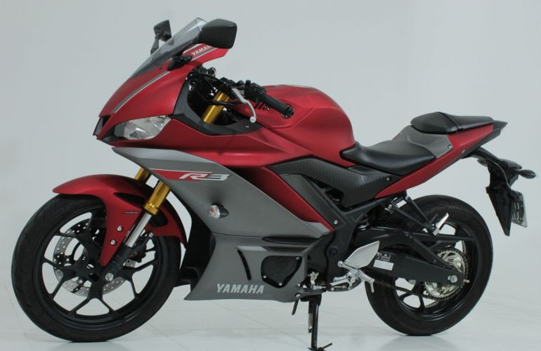 Yamaha YZF R3 (ABS) - Foto #7