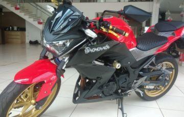Kawasaki Z 300 (ABS) - Foto #1