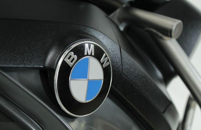 BMW R 1200 GS Adventure Triple Black - Foto #9