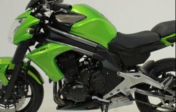 Kawasaki ER 6N - Foto #4