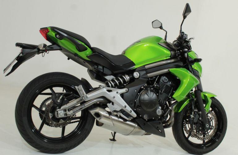 Kawasaki ER 6N - Foto #6