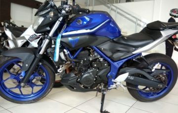 Yamaha MT 03 (STD)