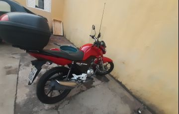 Honda Cg 160 Fan - Foto #5