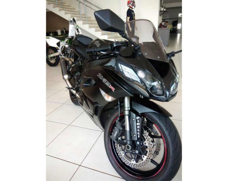 Kawasaki Ninja Zx 6R - Foto #2