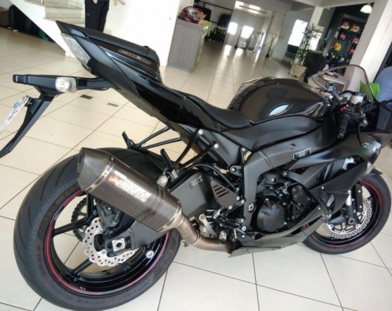 Kawasaki Ninja Zx 6R - Foto #4
