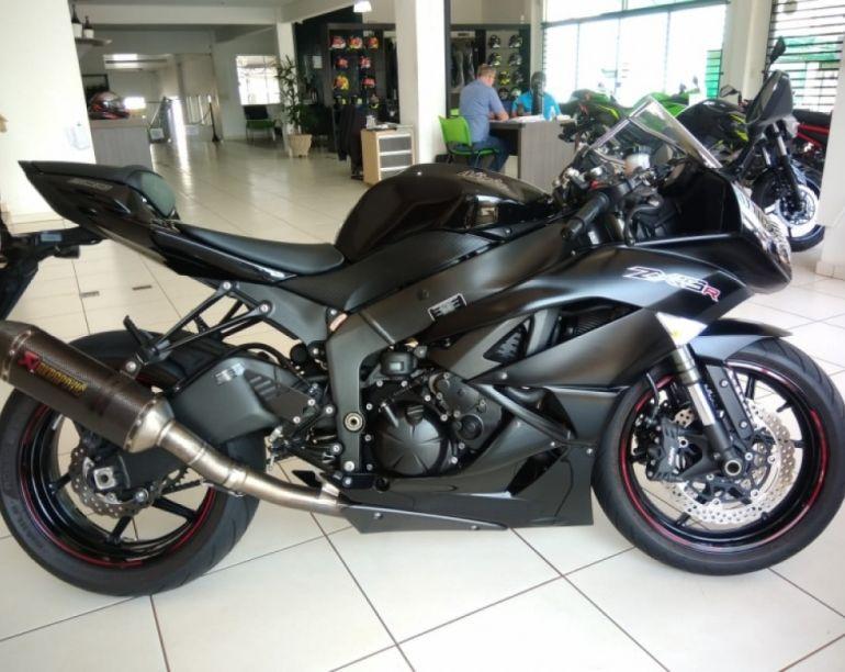Kawasaki Ninja Zx 6R - Foto #5