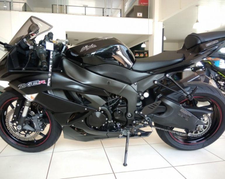 Kawasaki Ninja Zx 6R - Foto #6
