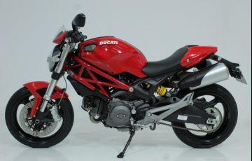 Ducati Monster 696 - Foto #2