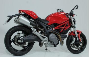 Ducati Monster 696 - Foto #7