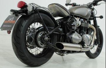 Triumph Bonneville Bobber 1200 - Foto #6