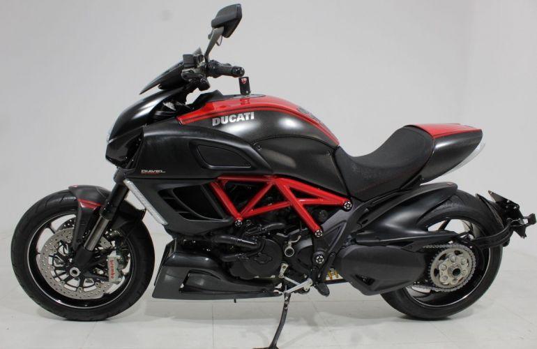 Ducati Diavel Carbon - Foto #2