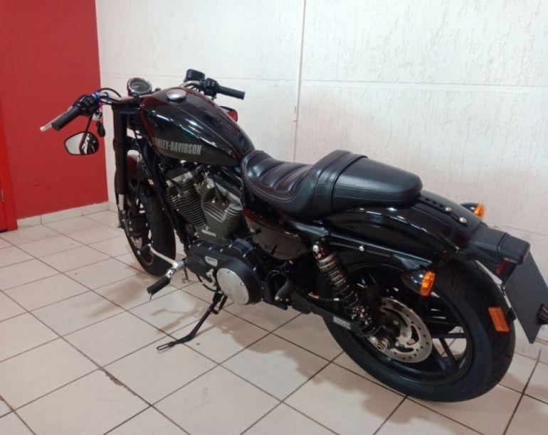 Harley-Davidson Sportster 1200 Roadster - Foto #3