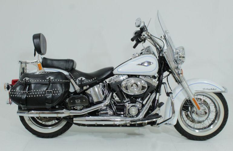 Harley-Davidson Softail Heritage Classic - Foto #1