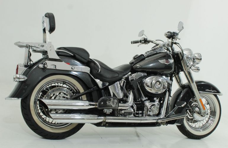 Harley-Davidson Softail Deluxe - Foto #8