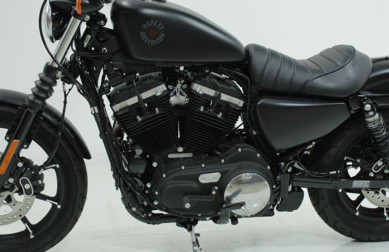 Harley-Davidson Sportster Xl 883 N Iron - Foto #4