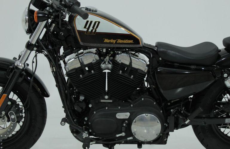 Harley-Davidson Sportster Forty-eight - Foto #4