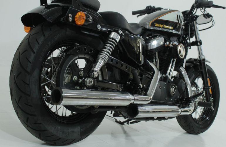 Harley-Davidson Sportster Forty-eight - Foto #6
