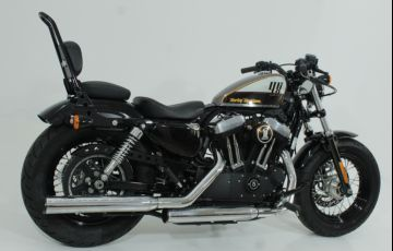 Harley-Davidson Sportster Forty-eight - Foto #8