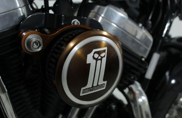 Harley-Davidson Sportster Forty-eight - Foto #9