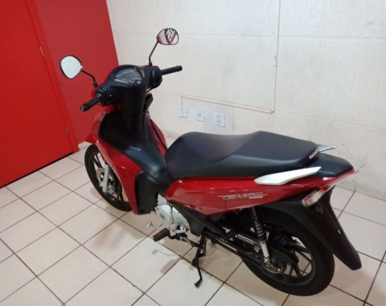 Honda Biz 125 ES - Foto #4