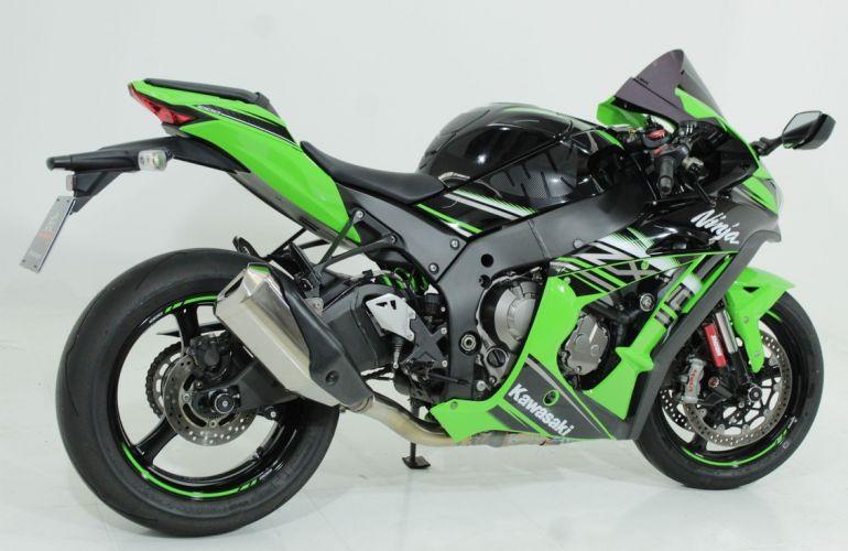 Kawasaki Ninja Zx 10R (ABS) - Foto #8
