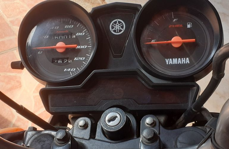 Yamaha Ybr 125 Factor K - Foto #1