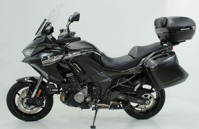 Kawasaki Versys 1000 Grand Tourer (ABS) - Foto #2