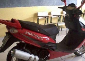 Amazonas Lx 150 Scooter - Foto #4