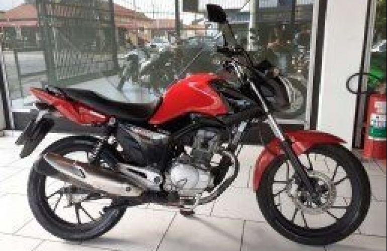Honda Cg 150 Fan ESDi - Foto #1