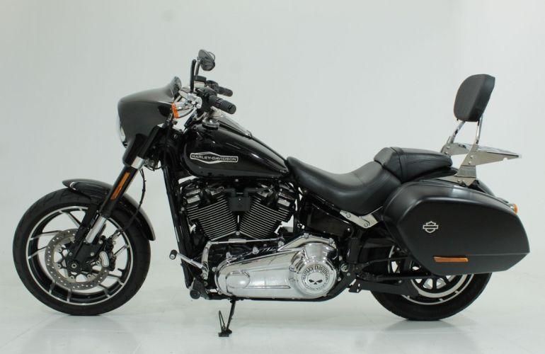 Harley-Davidson Sport Glide - Foto #2