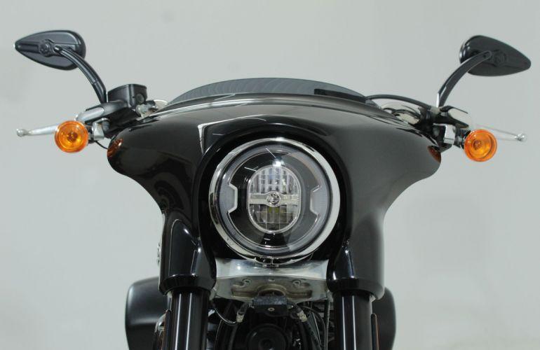 Harley-Davidson Sport Glide - Foto #10