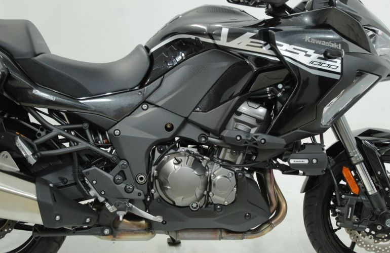 Kawasaki Versys 1000 Grand Tourer (ABS) - Foto #3