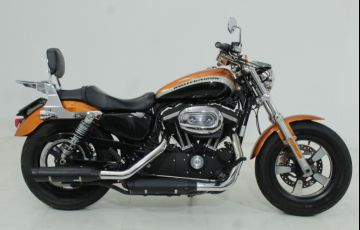 Harley-Davidson Sportster 1200 Custom Ca Limited - Foto #1