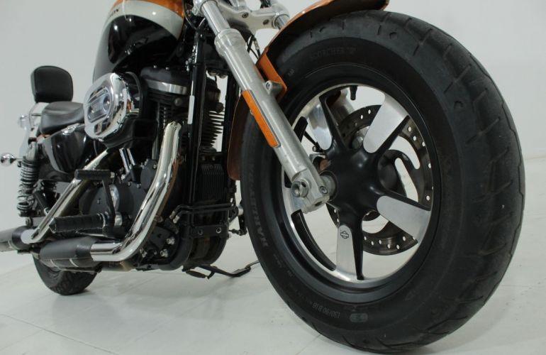 Harley-Davidson Sportster 1200 Custom Ca Limited - Foto #5