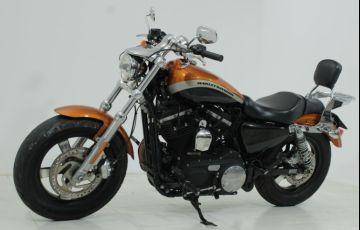 Harley-Davidson Sportster 1200 Custom Ca Limited - Foto #7