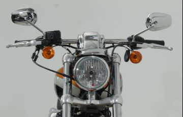 Harley-Davidson Sportster 1200 Custom Ca Limited - Foto #10
