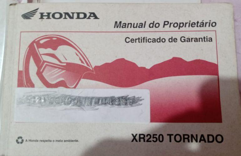 Honda XR 250 Tornado - Foto #7