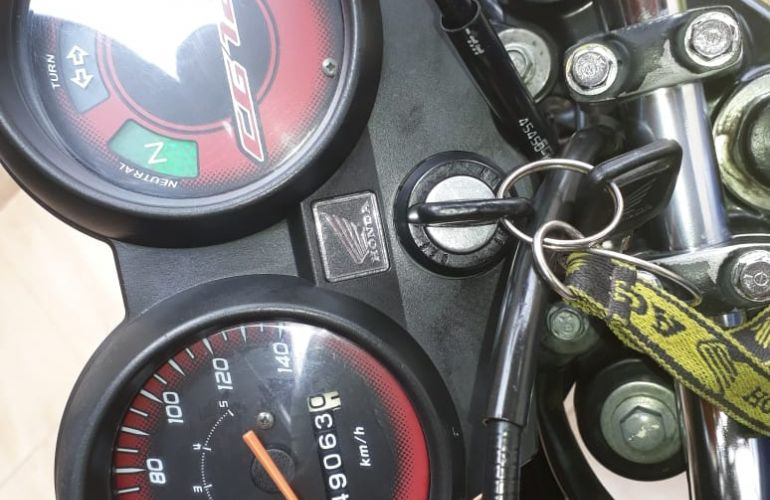 Honda Cg 125 Fan ES - Foto #4