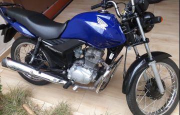 Honda Cg 125 Fan ES - Foto #6