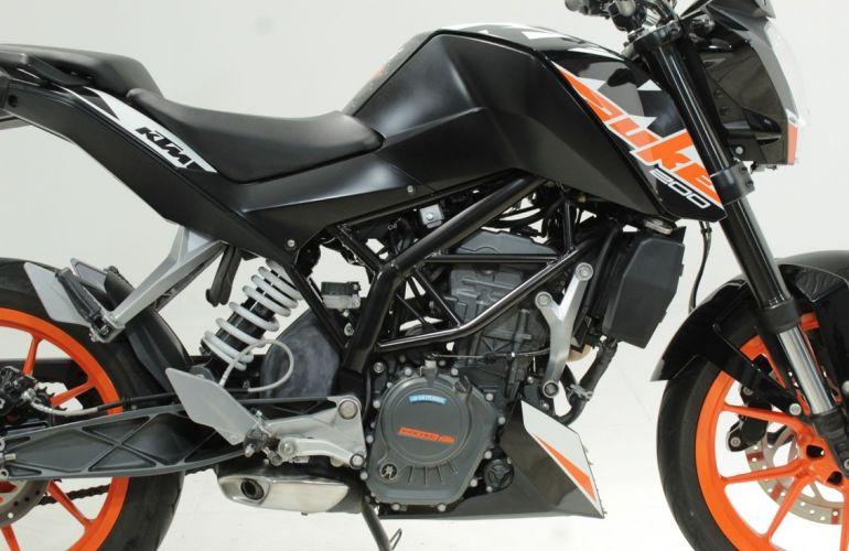 KTM Duke 200 - Foto #3