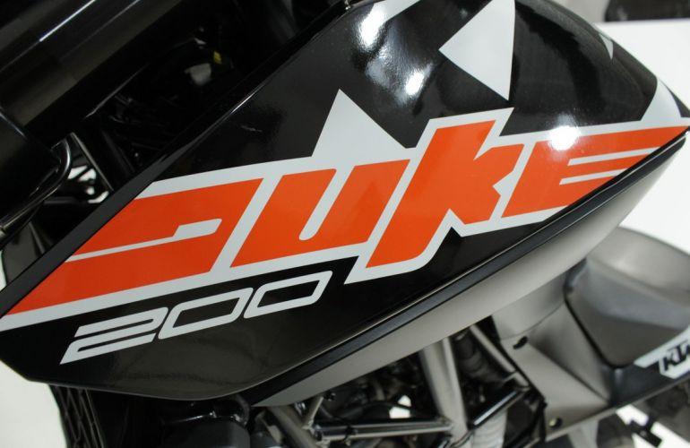 KTM Duke 200 - Foto #7