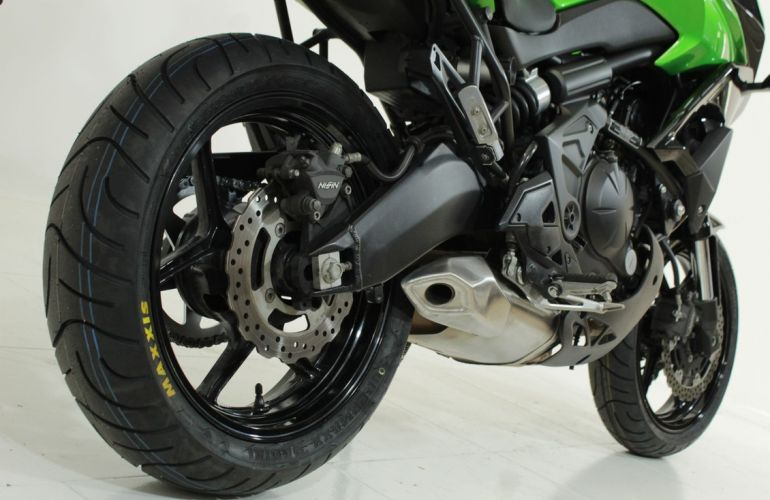 Kawasaki Versys - Foto #6