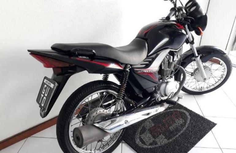 Honda Cg 150 Fan ESi - Foto #1