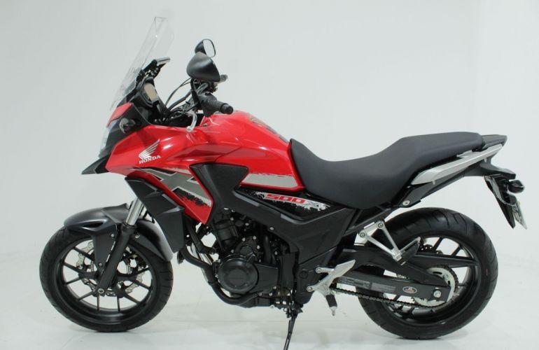 Honda Cb 500 X Abs - Foto #2