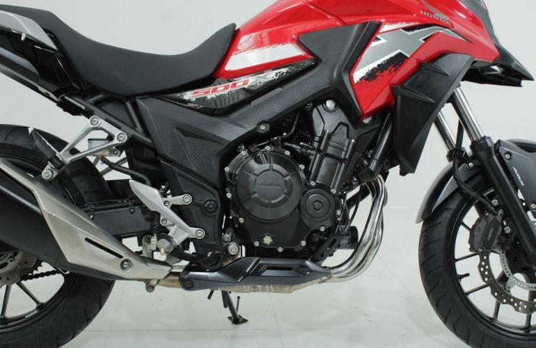 Honda Cb 500 X Abs - Foto #3
