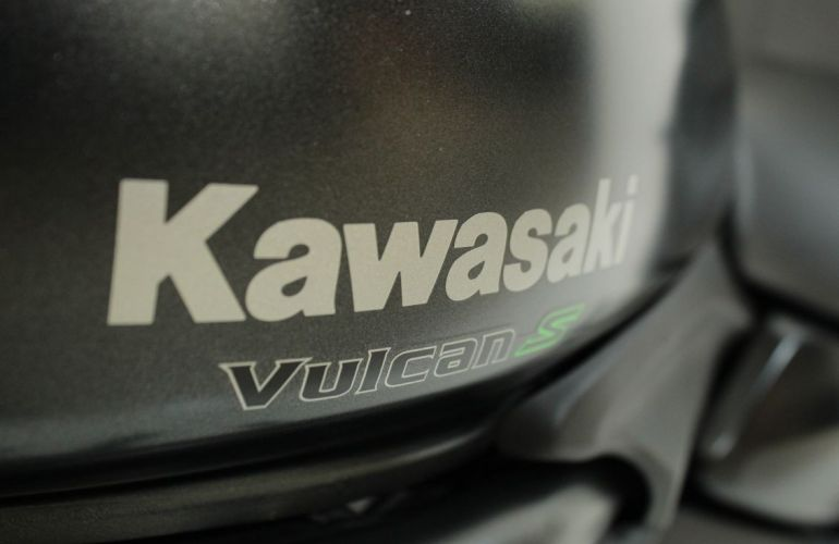 Kawasaki Vulcan S ABS - Foto #8